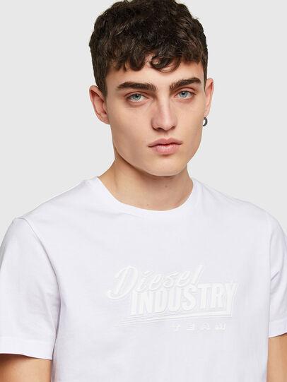 Diesel - T-DIEGOS-K45, Blanco - Camisetas - Image 3