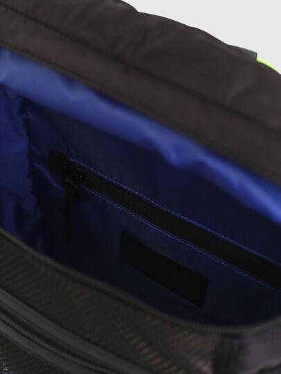 Diesel - MALU, Negro/Azul - Mochilas - Image 4