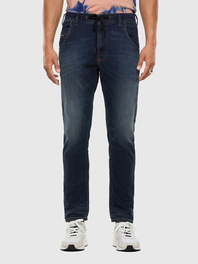 Diesel - Krooley JoggJeans® 069NE, Azul Oscuro - Vaqueros - Image 1