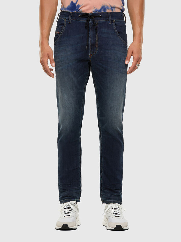 Krooley JoggJeans 069NE, Azul Oscuro - Vaqueros