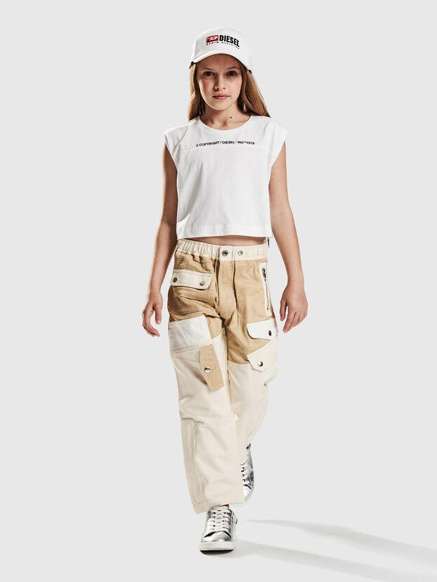 TFELIX, Blanco - Camisetas y Tops