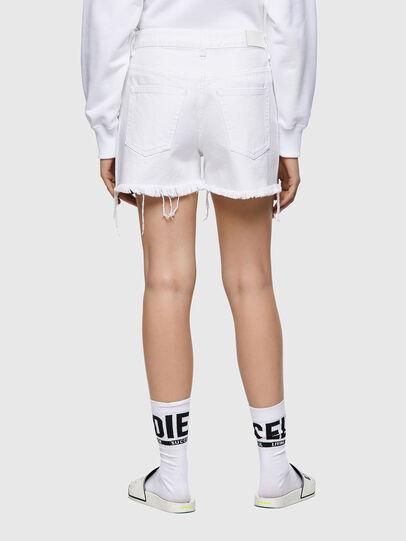 Diesel - DE-REG-R, Blanco - Shorts - Image 2