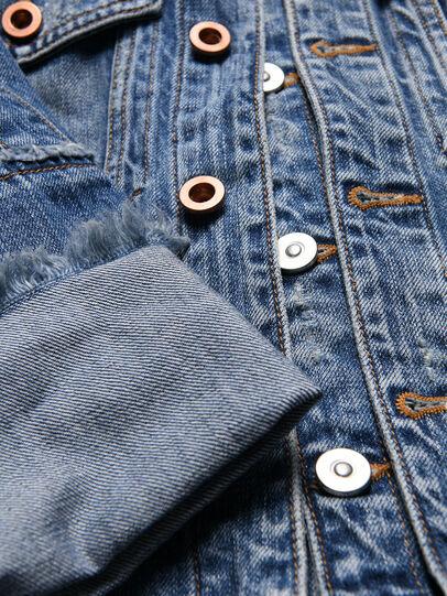 Diesel - JVISEMAC, Blue Jeans - Chaquetas - Image 3
