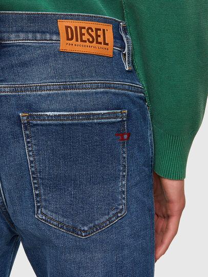 Diesel - D-Istort 009PU, Azul medio - Vaqueros - Image 4