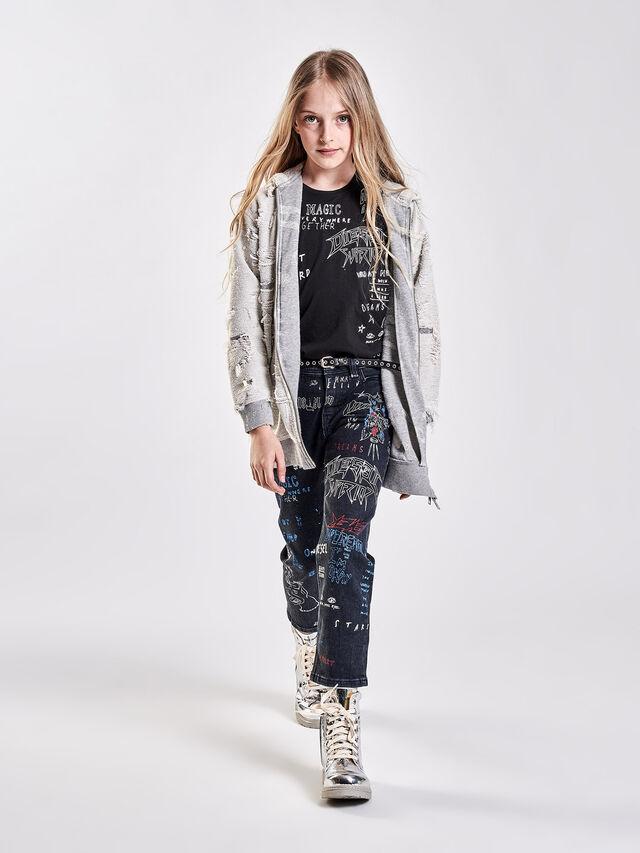 Diesel - REEN-J-N, Black Jeans - Vaqueros - Image 4