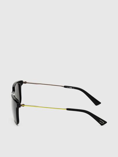 Diesel - DL0309, Negro - Gafas de sol - Image 3