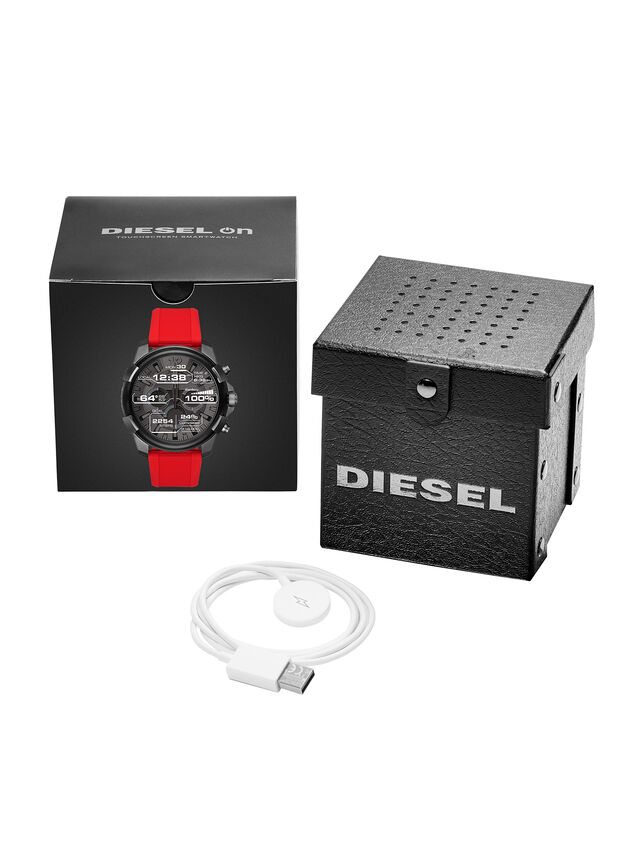 Diesel - DT2006, Rojo - Smartwatches - Image 5
