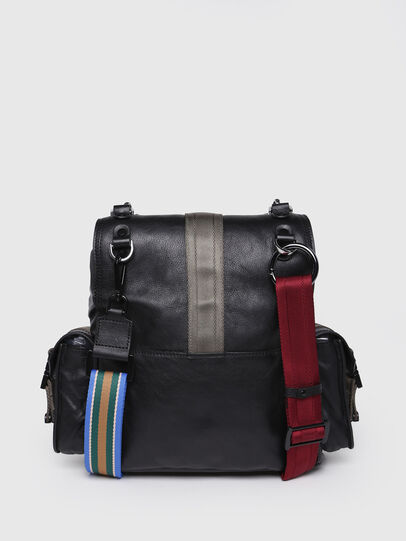 Diesel - MISS-MATCH BACKPACK, Antracita - Mochilas - Image 2