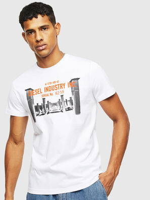 T-DIEGO-S13, Blanco - Camisetas
