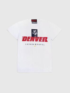 LCP-T-DIEGO-DENVER, Blanco - Camisetas