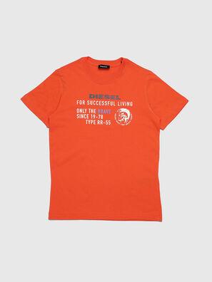 TDIEGOXBJ, Naranja - Camisetas y Tops