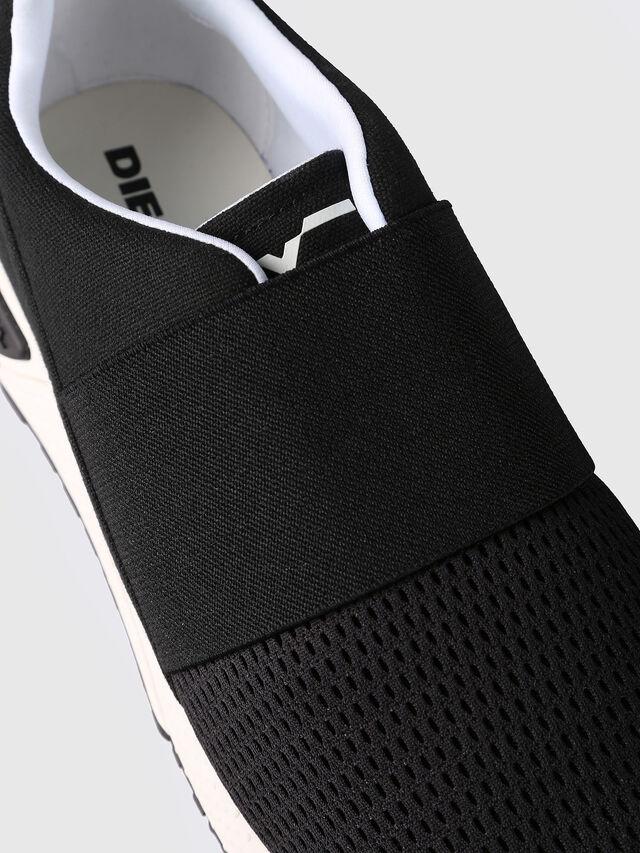 Diesel - S-KB ELASTIC, Negro - Sneakers - Image 4