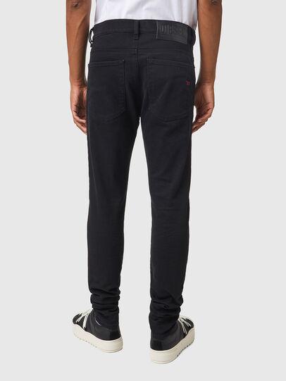 Diesel - D-Amny JoggJeans® Z9A29, Negro/Gris oscuro - Vaqueros - Image 2