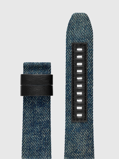 Diesel - DZT0001, Blue Jeans - Accesorios Smartwatches - Image 1