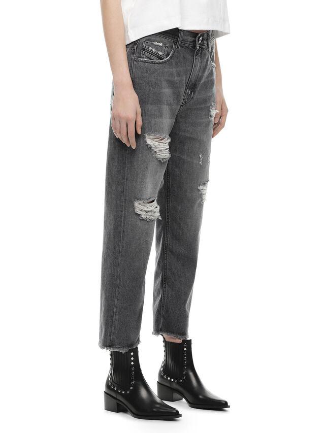 Diesel - TYPE-1815-RE, Grey Jeans - Vaqueros - Image 3