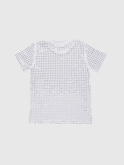 Diesel - TJRATY, Blanco - Camisetas y Tops - Image 2