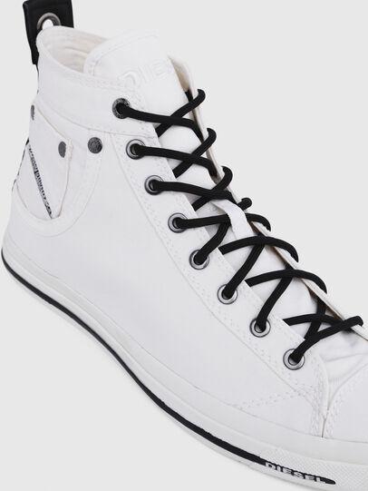 Diesel - EXPOSURE I, Blanco/Negro - Sneakers - Image 4