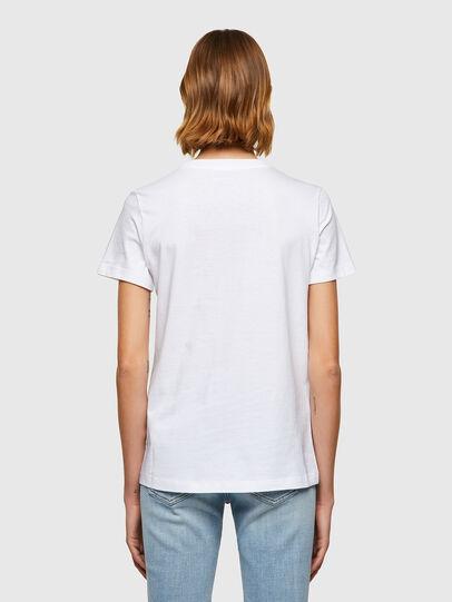 Diesel - T-SILY-B8, Blanco - Camisetas - Image 2