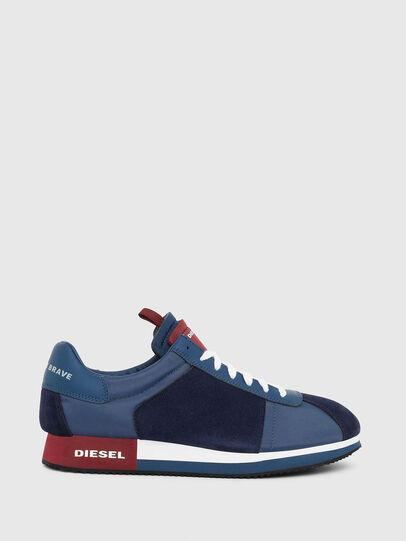 Diesel - S-PYAVE LC, Azul - Sneakers - Image 1