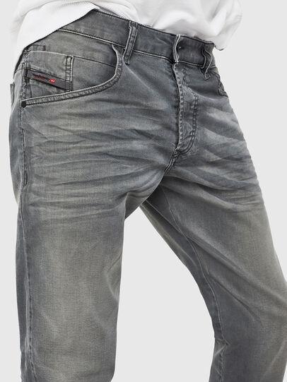 Diesel - D-Bazer 0699P, Grey Jeans - Vaqueros - Image 3