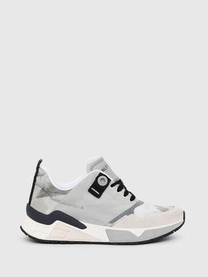 Diesel - S-BRENTHA LC, Gris Claro - Sneakers - Image 1