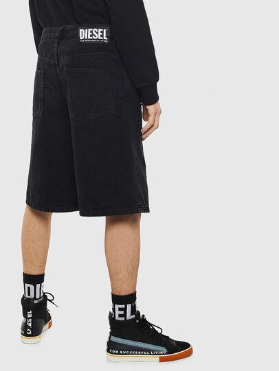 Diesel - S-DVELOWS MID, Negro - Sneakers - Image 5