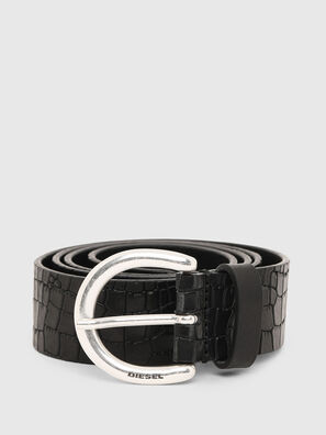 B-CRICO, Negro - Cinturones