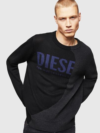 Diesel - K-HALF, Negro - Punto - Image 1