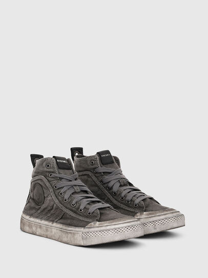 Diesel - S-ASTICO MID LACE W, Gris - Sneakers - Image 2