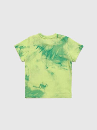 Diesel - TIMMYB, Verde - Camisetas y Tops - Image 2
