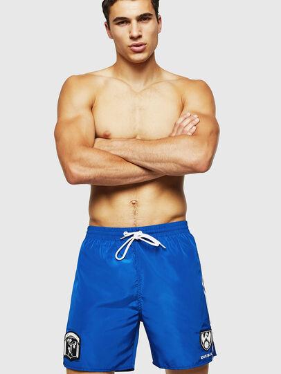Diesel - BMBX-WAVENEW, Azul Brillante - Bañadores boxers - Image 1