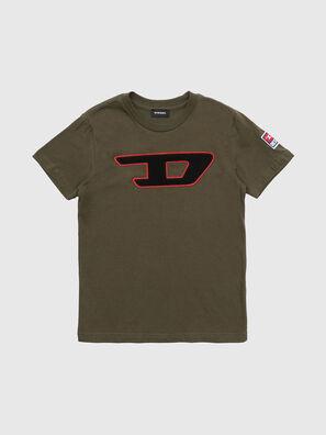 TJUSTDIVISION-D, Verde Militar - Camisetas y Tops