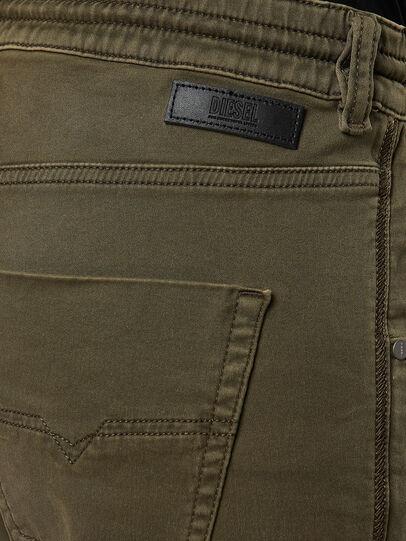 Diesel - Krailey JoggJeans® 0670M, Verde Militar - Vaqueros - Image 4