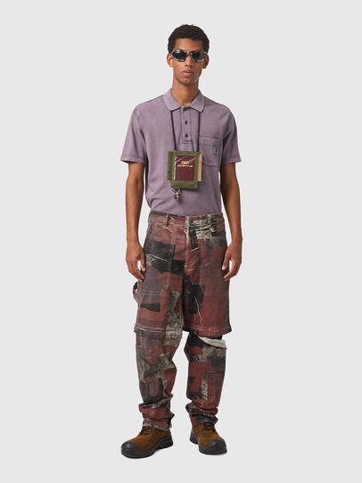 Diesel - D-Multy JoggJeans® 0CEAM, Rosa/Negro - Vaqueros - Image 6
