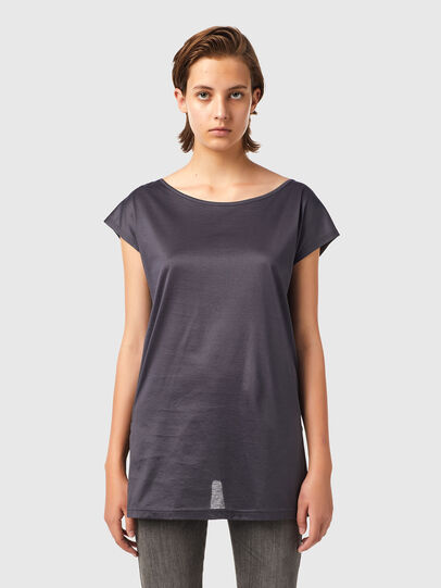 Diesel - T-IMMERS-B1, Gris oscuro - Tops - Image 1