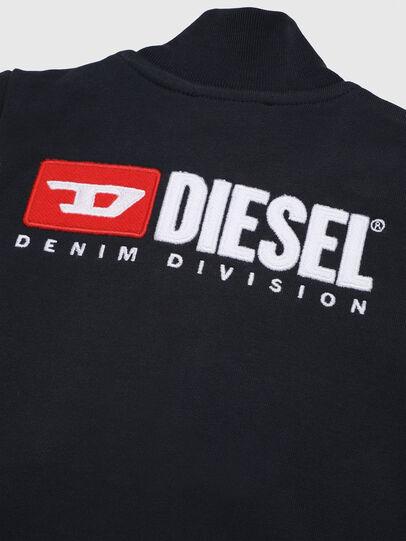 Diesel - SOLLYB, Azul Oscuro - Sudaderas - Image 4