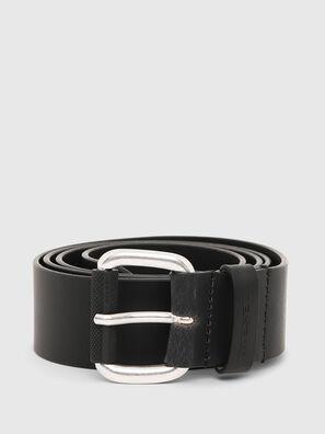 B-RUCLY, Negro - Cinturones