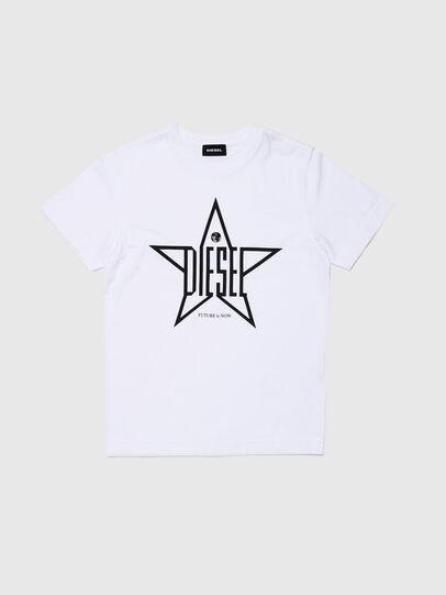 Diesel - TDIEGOYH, Blanco - Camisetas y Tops - Image 1