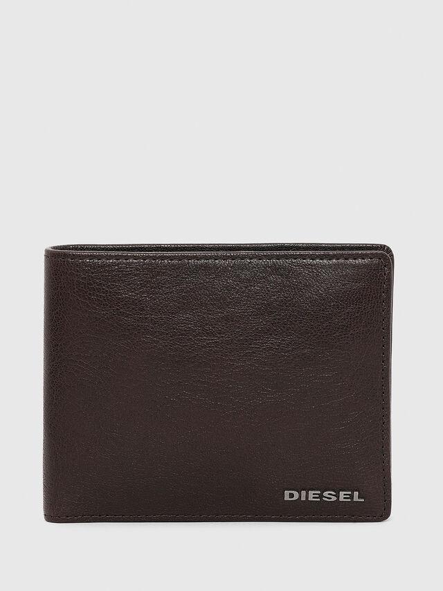 Diesel - HIRESH, Marrón - Monederos Pequeños - Image 1