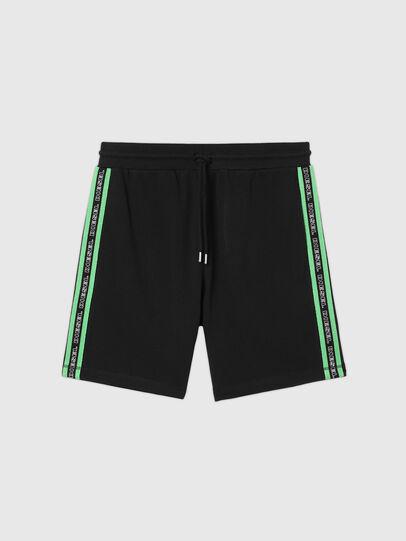 Diesel - UMLB-EDDY, Negro/Verde - Pantalones - Image 1