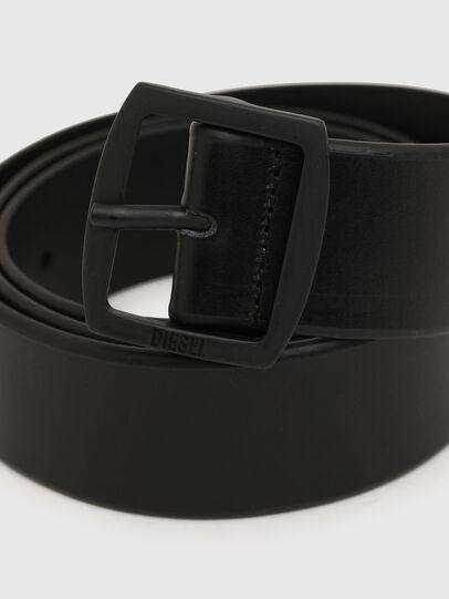 Diesel - B-LACK, Negro - Cinturones - Image 2