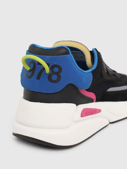 Diesel - S-SERENDIPITY SM, Negro/Azul marino - Sneakers - Image 5