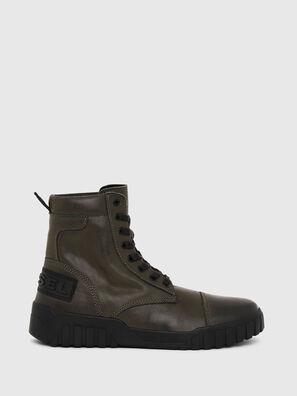 H-RUA AM, Verde Militar - Sneakers