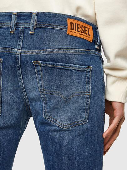 Diesel - Sleenker 009PK, Azul medio - Vaqueros - Image 3