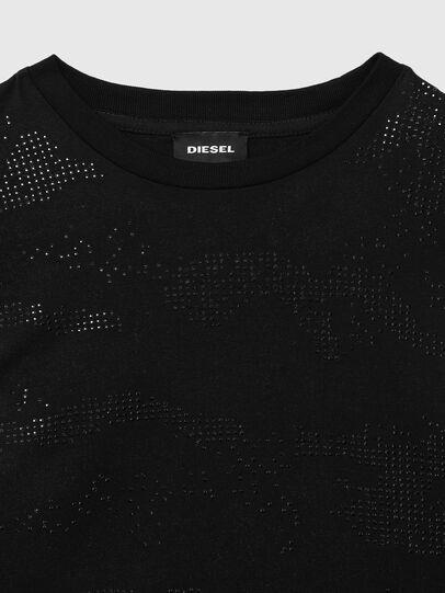 Diesel - TDARIAST, Negro - Camisetas y Tops - Image 3