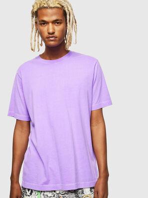 T-JUST-SLITS-FLUO, Lila - Camisetas
