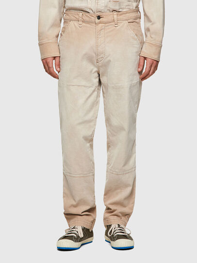 Diesel - D-Azerr JoggJeans® 069WG, Blanco - Vaqueros - Image 1