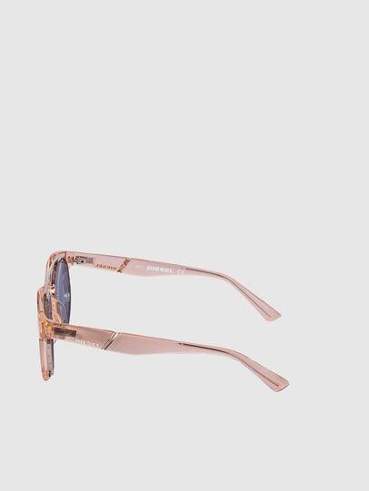 Diesel - DL0251, Rosa - Gafas de sol - Image 3