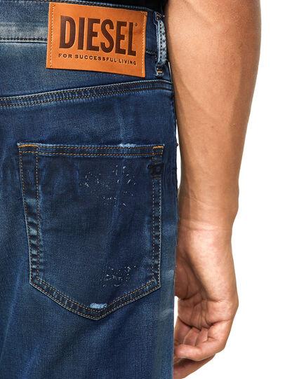 Diesel - D-Strukt JoggJeans® 069WR, Azul Oscuro - Vaqueros - Image 3