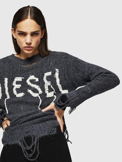 Diesel - M-ANDREA, Gris - Punto - Image 4